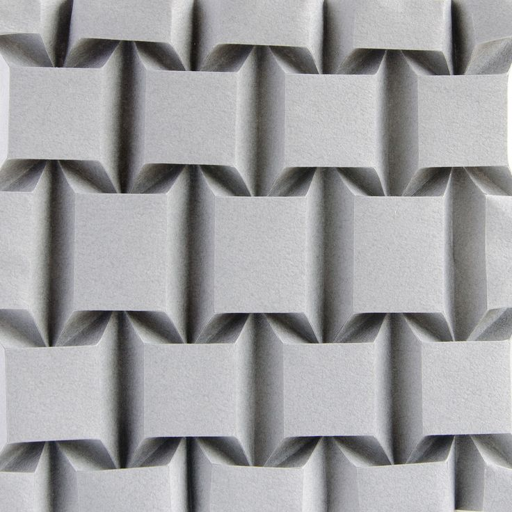 What happens if? #origami #tessellation #corrugation