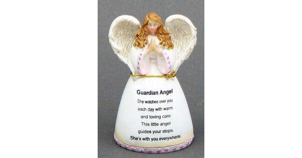 #tosimplyshop Guardian Angel Bell #gifts #homedecor #gardendecor #decor #home #garden #shopping