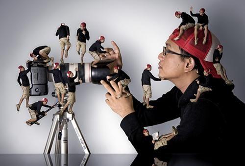 75 Most Creative Digital Photo Manipulation Art Works - 55 - Pelfind