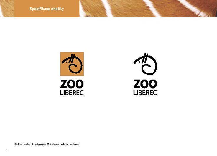 Korporátní manuál a redesign  skupiny logotypů pro ZOO liberec