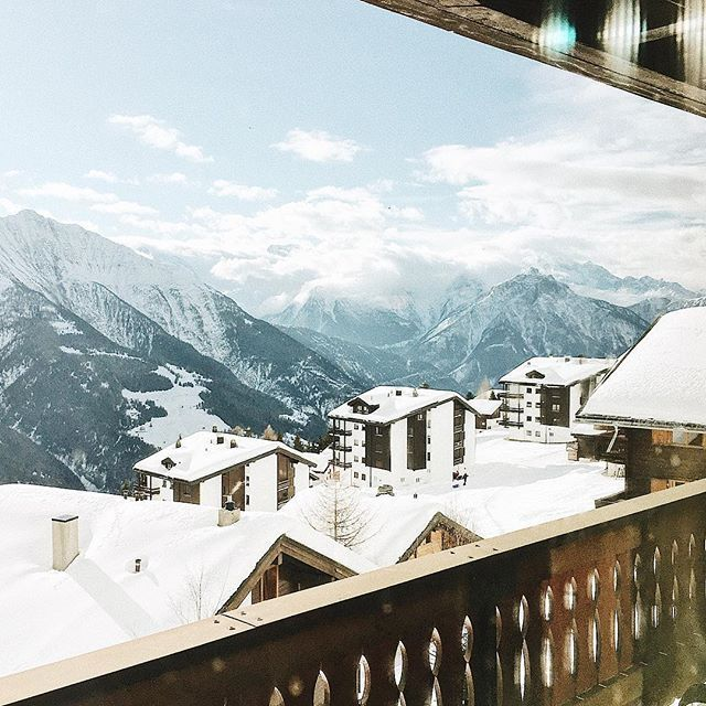 this view ! mountainview | Switzerland | Bettmeralp | Aletscharena