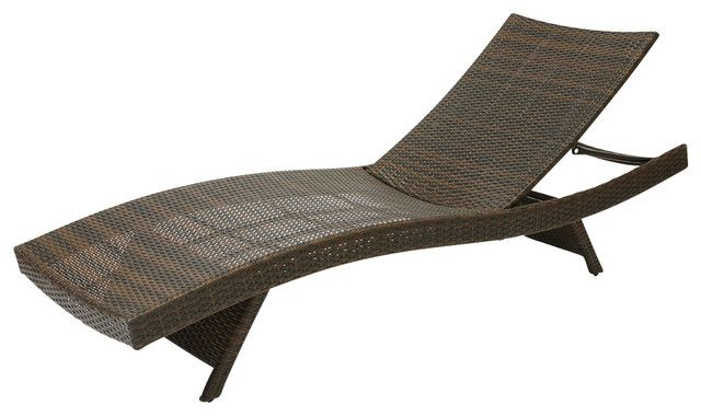 Traditional Outdoor Chaise Lounge Chairs Design Ideas