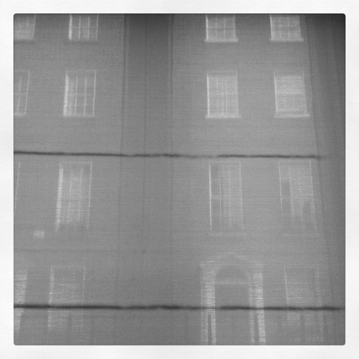 #Buildings through a curtain. By www.crypticvisionphotography.com