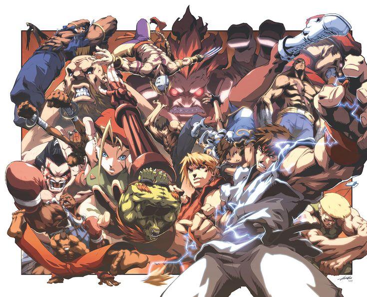 street fighter 2 animated movie japanese version