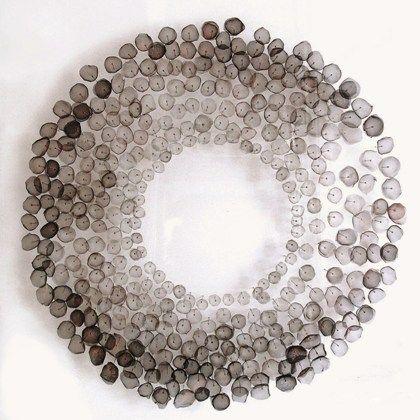 Stunning metal artwork by Michelle McKinney.  Art works start from £400  www.morgandaviesart.com