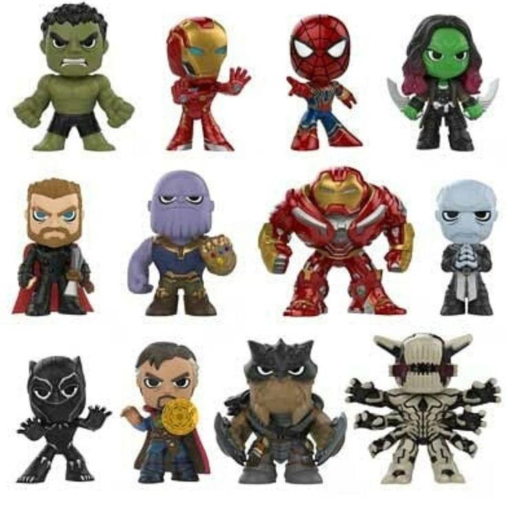All Avengers Infinity War mystery minis - - - - - - - - #marvelcomics #marvel #avengers #theavengers #avengersinfinitywar #infinitywar #thanos #disney #mcu #lego #marvelnews #marvelcinematicuniverse #ironman #hulk #captainamerica #blackwidow #lego #spiderman #blackpanther #antman #guardiansofthegalaxy #batman #superheroes #marvelsuperheroes #marvelstudios #marveluniverse #funkopop #starlord #tonystark #marvelmovies #legos