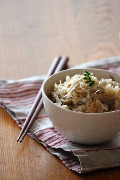 しらすゴボウの炊き込みご飯。 by 栁川かおり | レシピサイト「Nadia ...