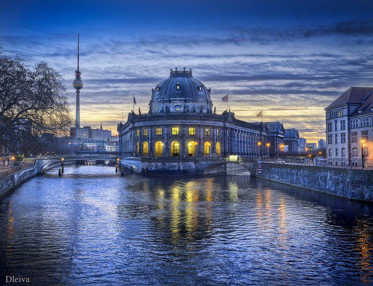 Bode Museum (Isla de los Museos), Berlin