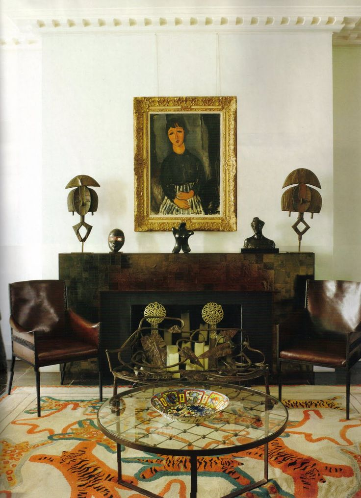 Spotlight On Interior Designer Jacques Grange