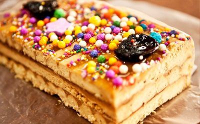 Turron de Doña Pepa | Peruvian Food - a traditional Peruvian sweet. A dish you are sure to find at a cooking class from Viator. Find out more at: http://www.shareasale.com/r.cfm?u=902724&b=132440&m=18208&afftrack=&urllink=www%2Eviator%2Ecom%2FPeru%2Dtours%2FCooking%2DClasses%2Fd927%2Dg6%2Dc19 #Travel Peru # Portuguese Food. #Cooking Classes Peru