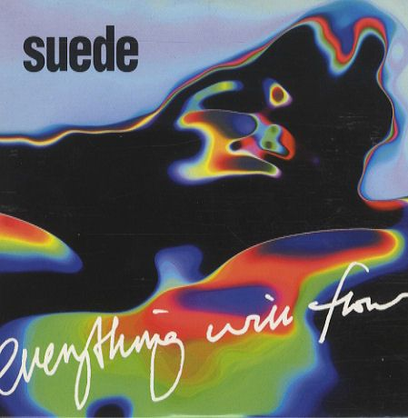 For Sale Suede Everything Will Flow UK Promo CD single