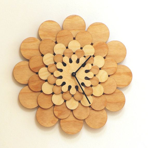 39 best wall clocks by ardeola images on Pinterest | Wall clocks ...