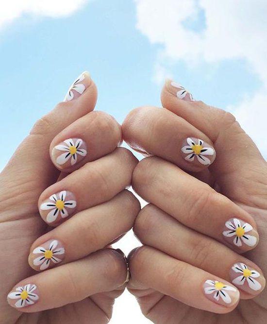 spring and summer nails