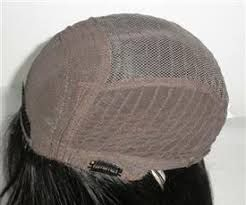 Image result for monofilament wig cap