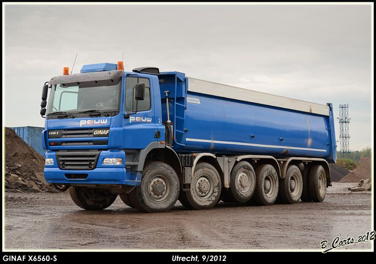 Ginaf X6560