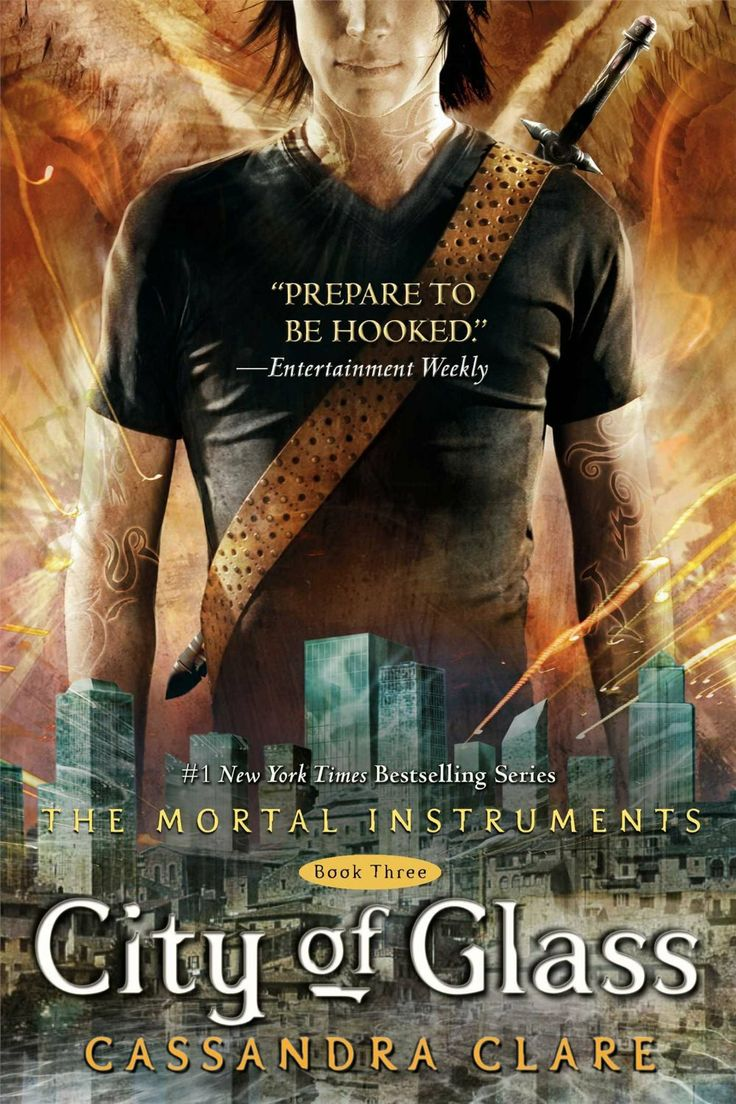 City of Glass  by Cassandra Clare ($6.04) http://www.amazon.com/City-of-Glass-The-Mortal-Instruments/dp/B001NLL93W%3FSubscriptionId%3D%26tag%3Dhpb4-20%26linkCode%3Dxm2%26camp%3D1789%26creative%3D390957%26creativeASIN%3DB001NLL93W&rpid=ai1391709574/City_of_Glass_The_Mortal_Instruments