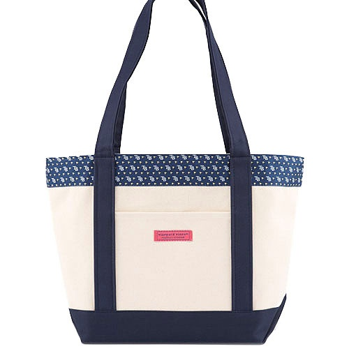 Tampa Bay Rays Classic Tote by Vineyard Vines. Great for the beach. Postbag, Tampa Bay