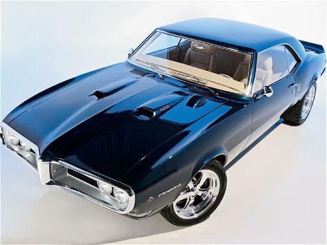 1968 Pontiac Fire Bird ... I LOVE this car