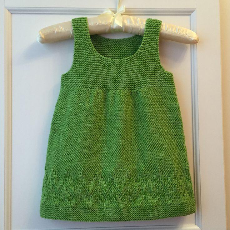 Ravelry: Netka's Green Apple dress