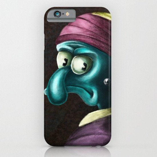 Squidward 5 iphone case, smartphone - Balicase