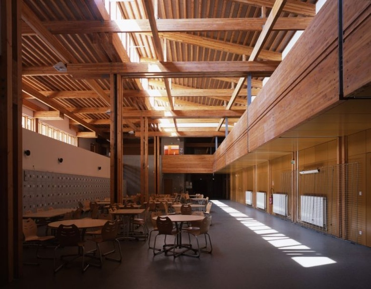 132 best ideas about wooden structure from jacques anglade and others on pint - Anglade structure bois ...