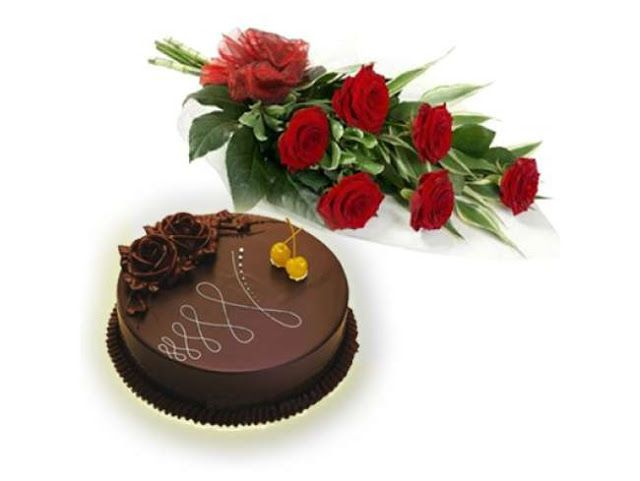 Indian Shopping Site range of gifts is just amazing, get a perfect combination on Online Birthday Gifts for Wife, bouquet and a cake for her birthday. She is surely going to blush with this special treatment.
