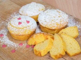 Základní těsto na muffiny, dorty a moučníky - bez lepku, mléka, vajec | Pro Alergiky