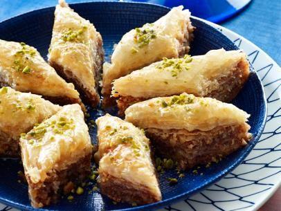 Baklava Recipe | Michael Symon | Food Network