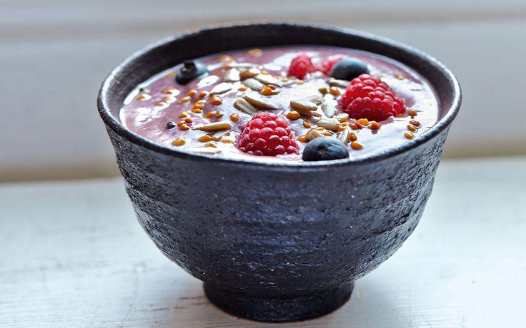 Gesund, schnell und lecker? Dieses Frühstück gibt's. Und es ist in zwei Minuten fertig!