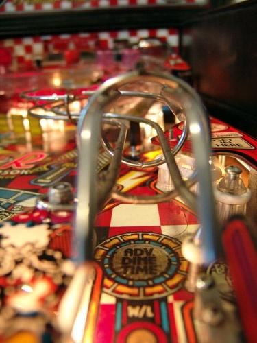 Williams Diner pinball machine