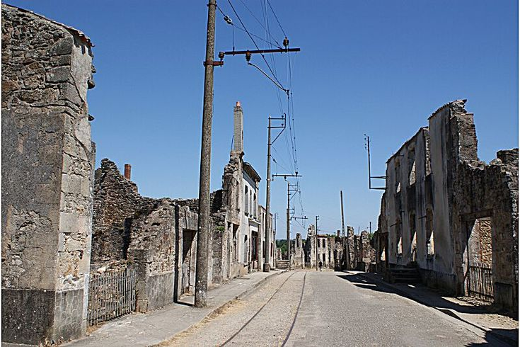 Oradour-sur-Glane (France