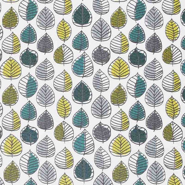 Warwick Fabrics : FIESTA, Colour TEAL