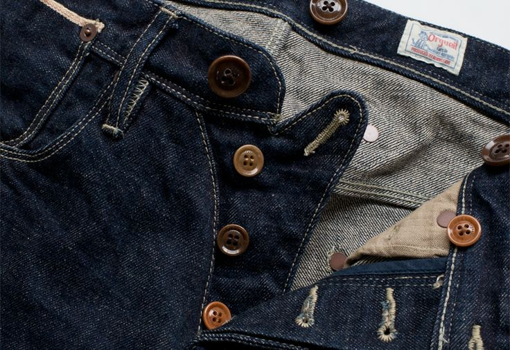 OR-1001 Tailor Jeans テーラージーンズ