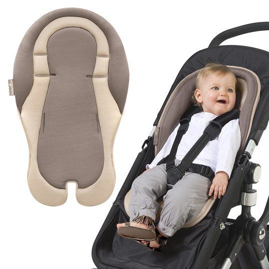 Für mehr Komfort in Buggy & Kinderwagen. Ab 6 Monate.