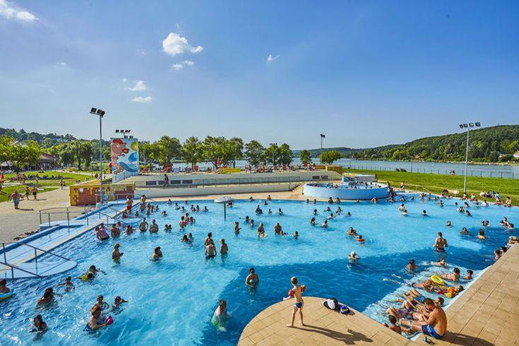 Orfű Aquapark képek - Termálfürdő.hu