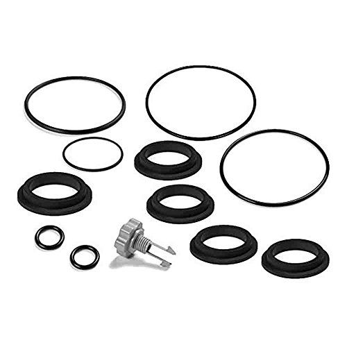 Intex Replacement Air Release Valve and O-Rings Set for Sand Filter Pumps:   Keep your sand filter pumps working with ease with these Intex Replacement Sand Filter Pump Parts Set. You'll be relaxing by the pool again in no time! This set has a wide variety of various replacement parts for Intex pool sand filter pumps. There are 11 different O-ring replacement parts in this set for whatever issue your filter might be facing. There's also 1 air release valve included as well. With this I...