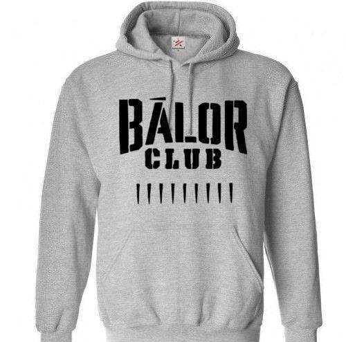 Balor Club Finn WWE Wrestling Wrestler Unisex Pullover Hoodie Sweatshirt S-5XL #Gildan