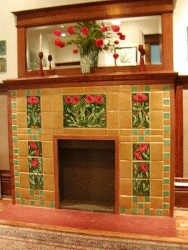 66 Best Images About Craftsman Fireplace Ideas On