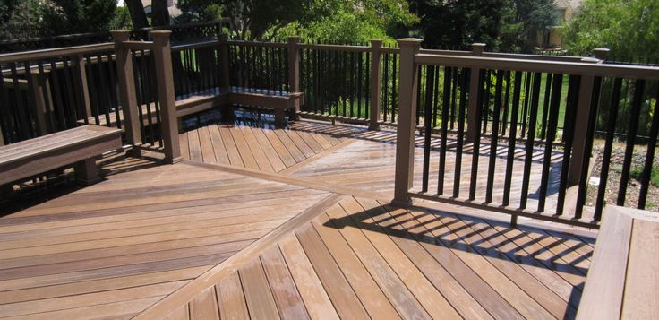 1000 Images About Fiberon Horizon Decking On Pinterest