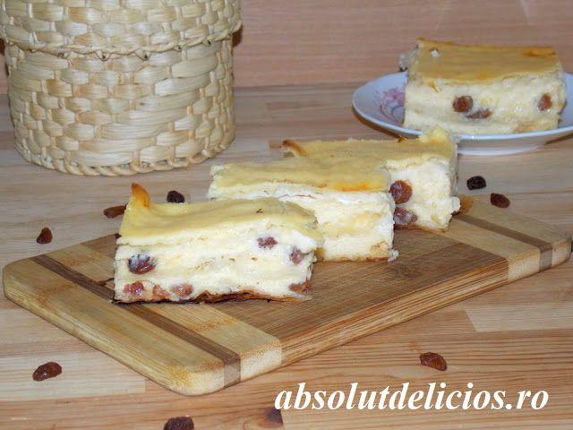 Absolut Delicios Retete Culinare Placinta Cu Iaurt Tasty