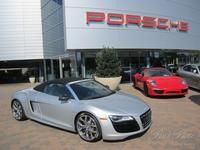 2012 Audi R8 2dr Conv Auto quattro Spyder 5.2L http://www.iseecars.com/used-cars/used-audi-for-sale