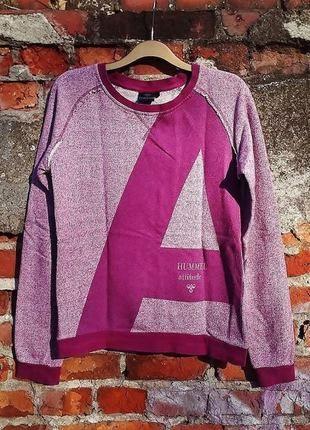 Kup mój przedmiot na #vintedpl http://www.vinted.pl/damska-odziez/bluzy/12357869-damska-bluza-hummel-rozowa