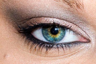 Bronzed Smoke Eyes
