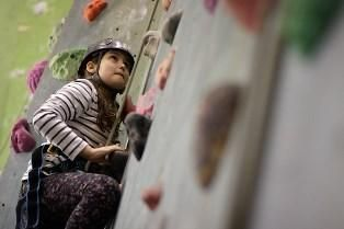 The Castle launches its new N4 Mini club for 5 to 8 year olds | The Castle Climbing Centre