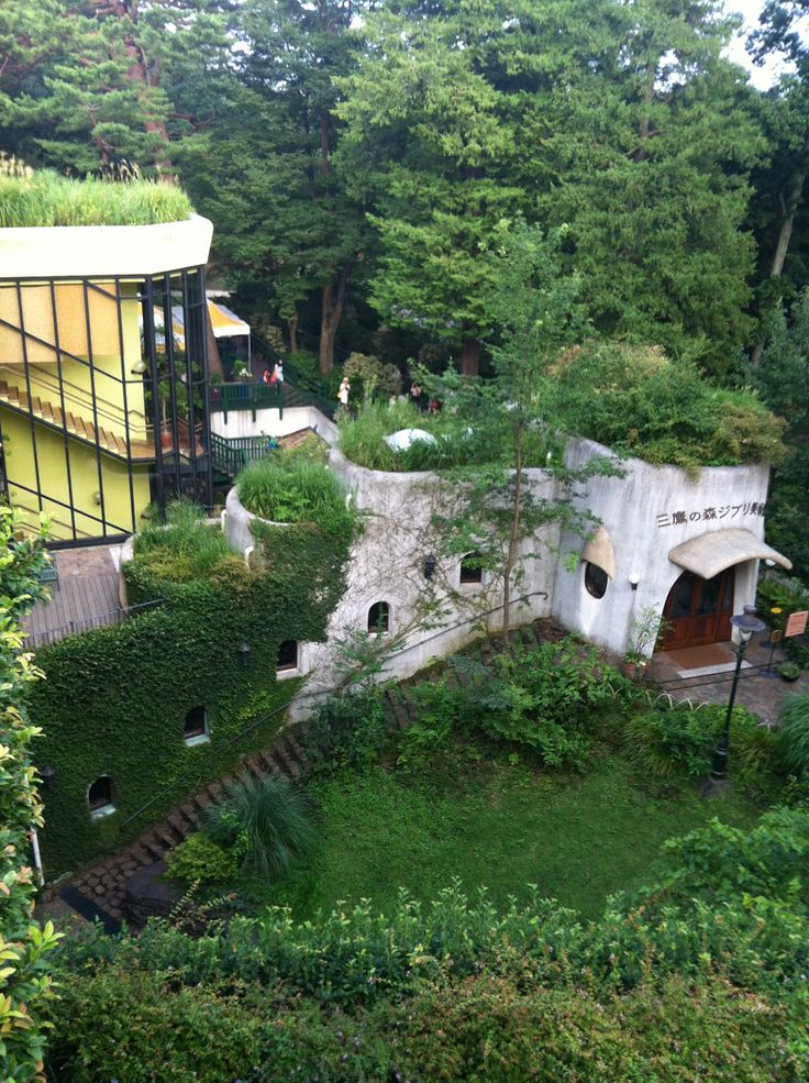 Museo Ghibli. Totoro, totoooro,.....