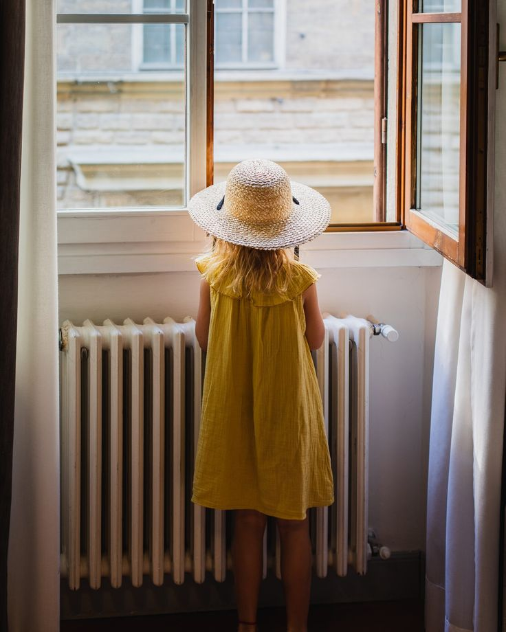 8 Alarming Dress Portraits Standing Girl Wearing Yellow Dress And Hat Looking Outside The Window White Floral Dress, Yellow Dress, Visit Florence, Florence Italy, Girls Wear, Women Wear, Woman Standing, Photos Of Women, Red And White