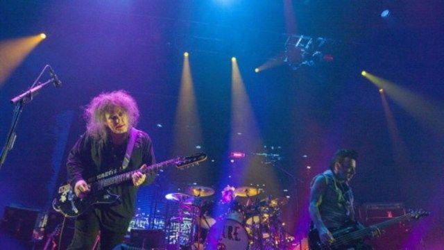 The Cure comenzó su gira con sorpresas: tocó dos temas inéditos en vivo /Por #HYPEméxico