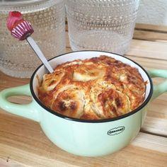 Een recept voor healthy ontbijt taart uit de airfryer. Dit gezonde havermout ontbijtje is een feest. Oven baked oats zijn eindeloos te variëren.