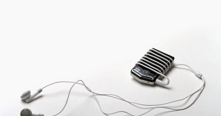 Cómo hacer tu propia brazalete para iPod. La ventaja principal de tener un reproductor de mp3, un iPod u otro reproductor, es la capacidad de crear listas de reproducción y escucharlas mientras te ejercitas. Por supuesto, llevar un iPod al correr o hacer ejercicio no es lo más conveniente. Debido a esto, Apple vende una amplia variedad de brazaletes diseñados para tener manos libres en tu ...