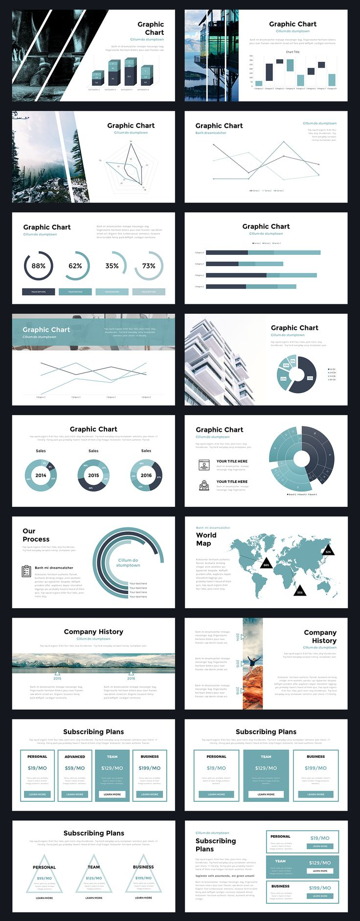 174 best Powerpoint Templates images on Pinterest